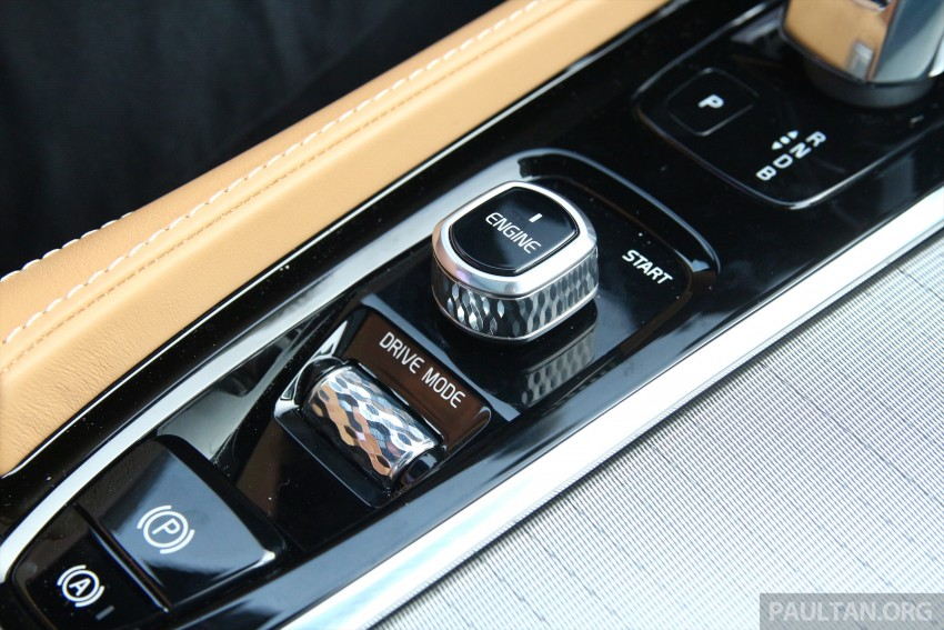 DRIVEN: Volvo XC90 T8 Twin Engine PHEV in Sweden Image #399369