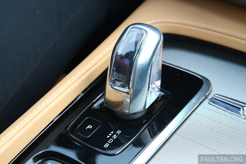 DRIVEN: Volvo XC90 T8 Twin Engine PHEV in Sweden Image #399370