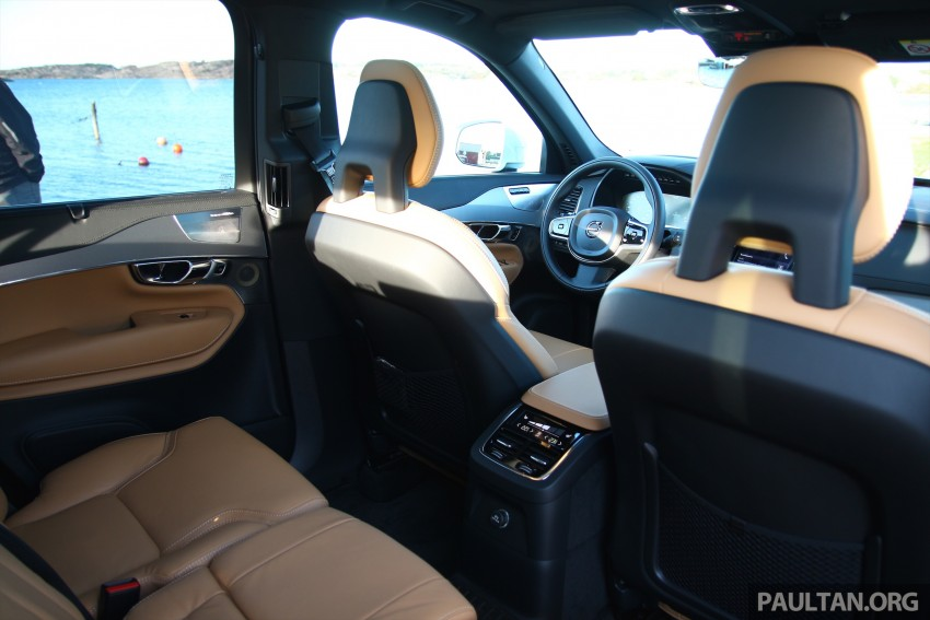 DRIVEN: Volvo XC90 T8 Twin Engine PHEV in Sweden Image #399390