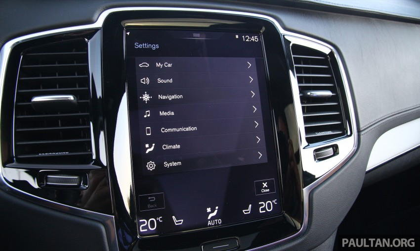 DRIVEN: Volvo XC90 T8 Twin Engine PHEV in Sweden Image #399399