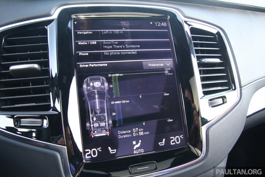 DRIVEN: Volvo XC90 T8 Twin Engine PHEV in Sweden Image #399407