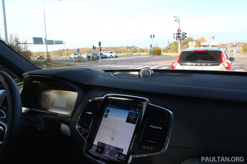 DRIVEN: Volvo XC90 T8 Twin Engine PHEV in Sweden Image #399412