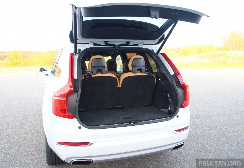 DRIVEN: Volvo XC90 T8 Twin Engine PHEV in Sweden Image #399413