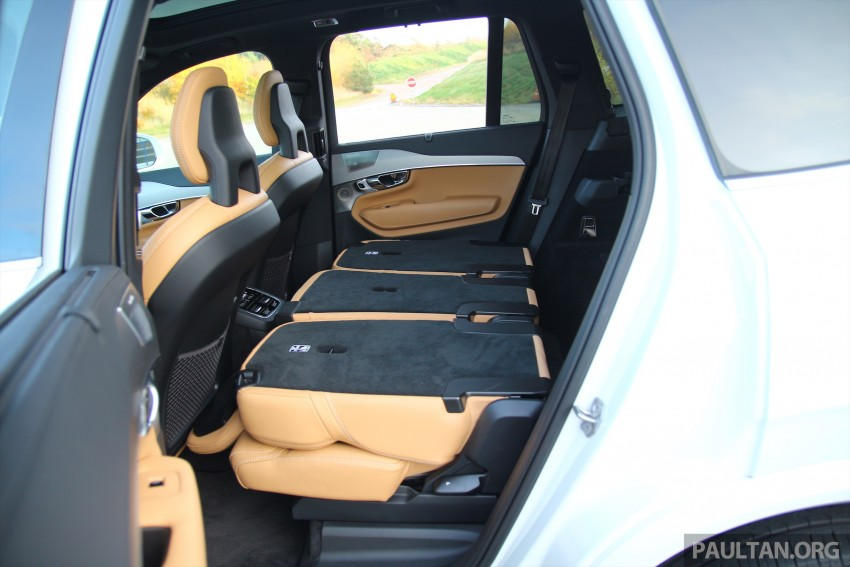 DRIVEN: Volvo XC90 T8 Twin Engine PHEV in Sweden Image #399420