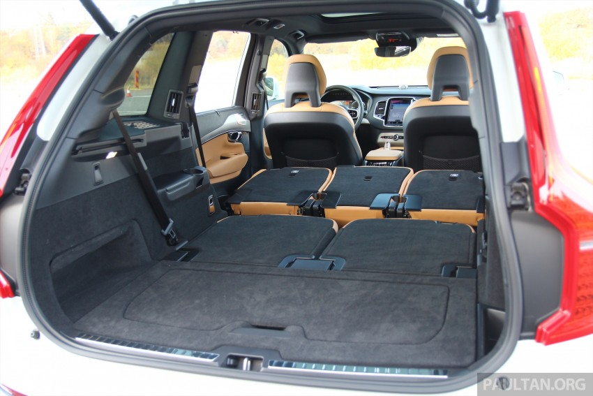 DRIVEN: Volvo XC90 T8 Twin Engine PHEV in Sweden Image #399421