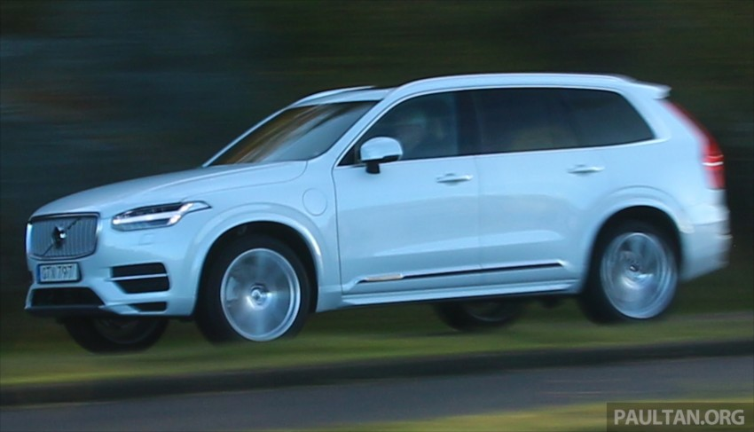 DRIVEN: Volvo XC90 T8 Twin Engine PHEV in Sweden Image #399576