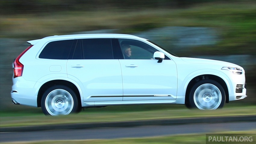 DRIVEN: Volvo XC90 T8 Twin Engine PHEV in Sweden Image #399578