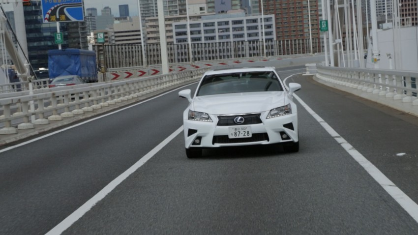 VIDEO: We experience Toyota's Highway Teammate autonomous driving tech in a modified Lexus GS Image #400666