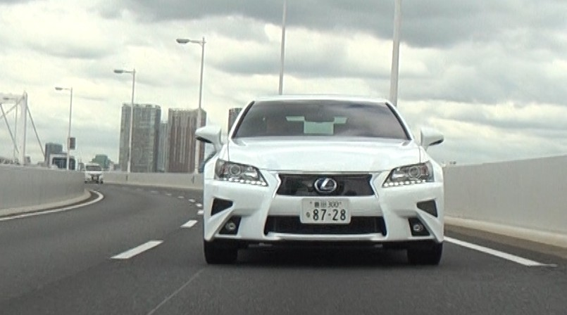 VIDEO: We experience Toyota's Highway Teammate autonomous driving tech in a modified Lexus GS Image #400664