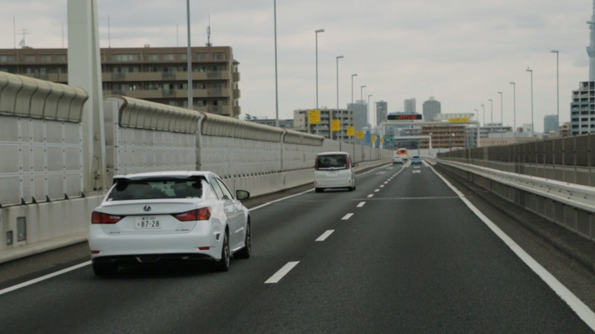 VIDEO: We experience Toyota's Highway Teammate autonomous driving tech in a modified Lexus GS Image #400663