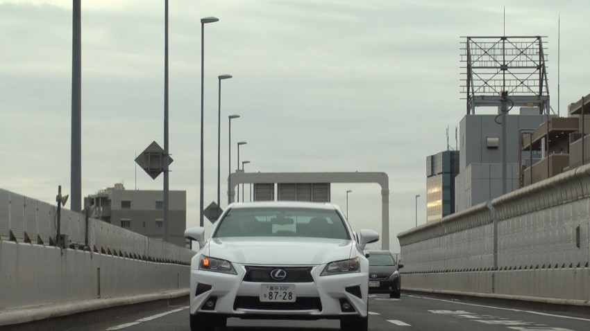 VIDEO: We experience Toyota's Highway Teammate autonomous driving tech in a modified Lexus GS Image #400657