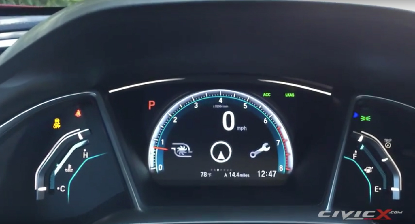 Back to Story: VIDEO: 2016 Honda Civic exterior, interior walkaround