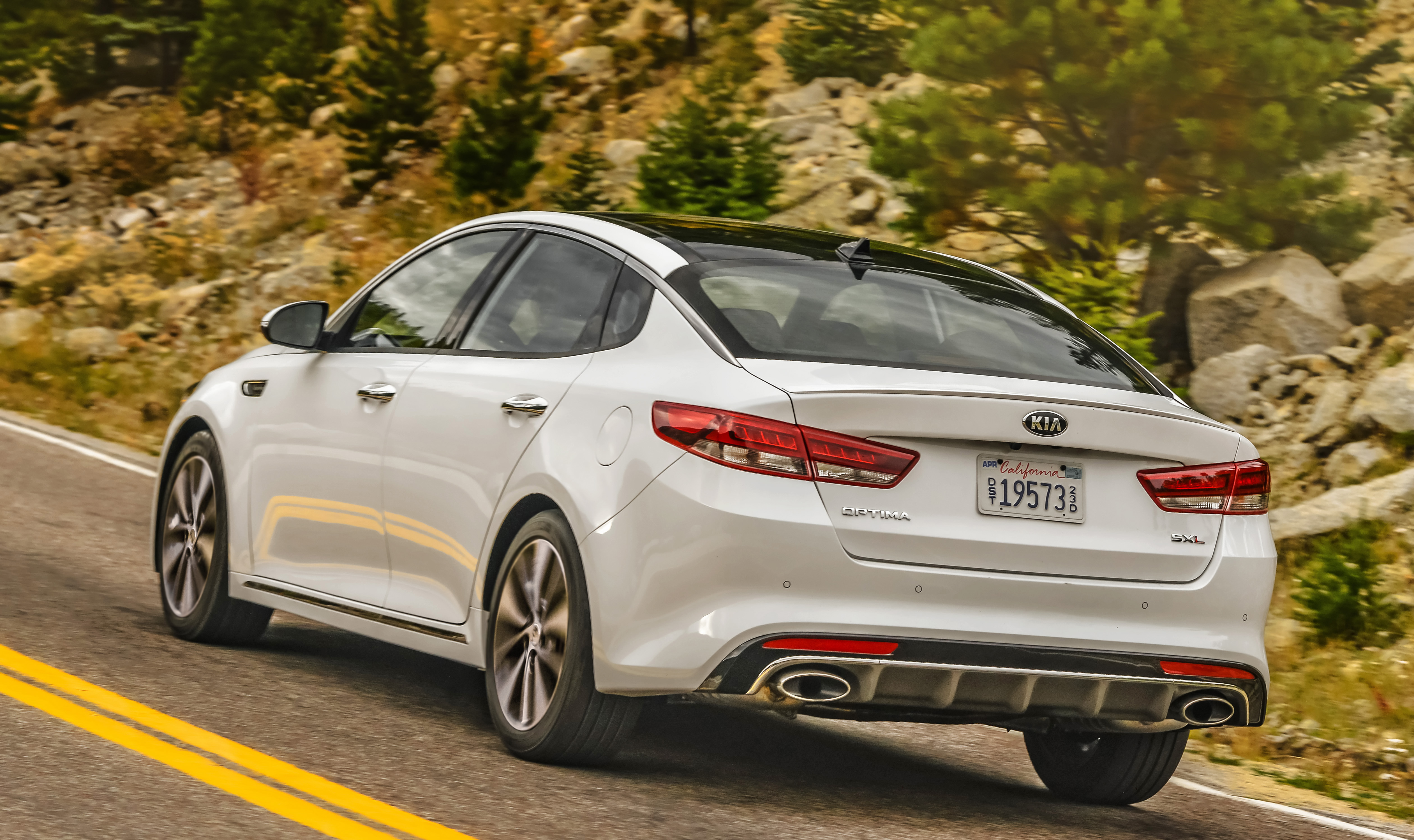 Gallery 2016 Kia Optima Goes On In The Us Image 392718