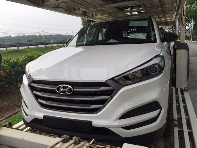 hyundai tucson 2016 white. Hyundai Tucson 2016 White P