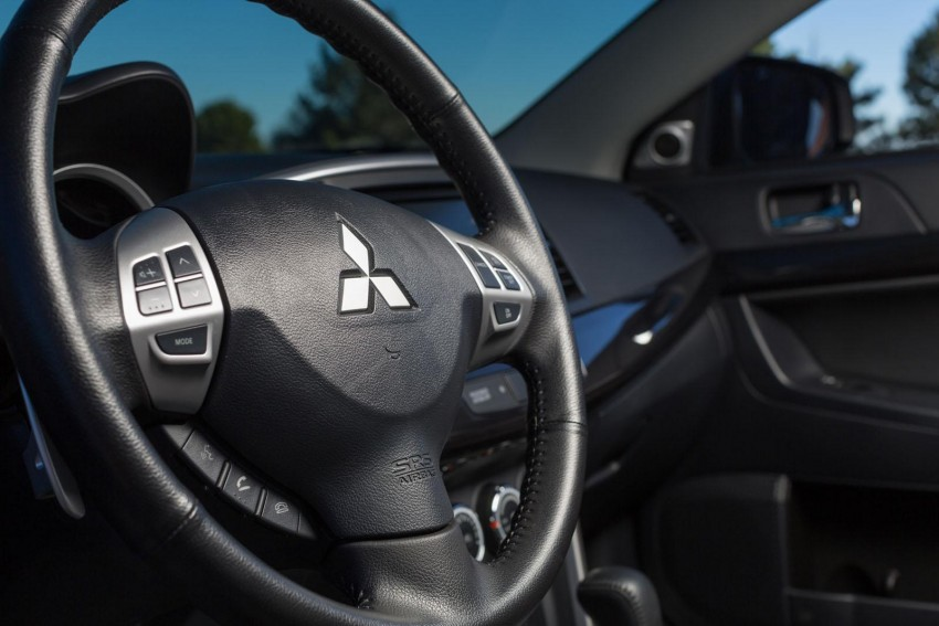 2016 Mitsubishi Lancer facelift unveiled in the US Image #386000