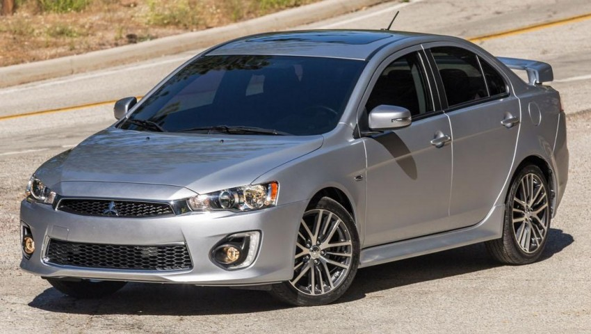 2016 Mitsubishi Lancer facelift unveiled in the US Image #386023