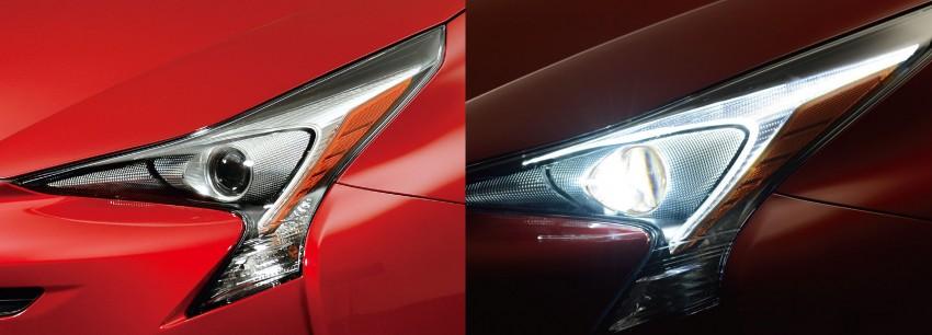 2016 Toyota Prius specs revealed – 40 km/l target FC Image #391834