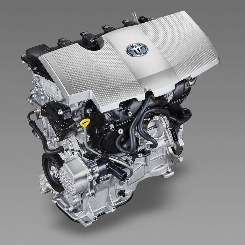 2016 Toyota Prius specs revealed – 40 km/l target FC Image #391846