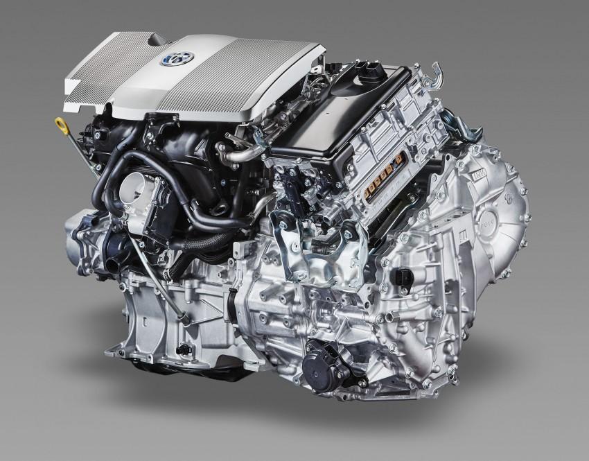 2016 Toyota Prius specs revealed – 40 km/l target FC Image #391847