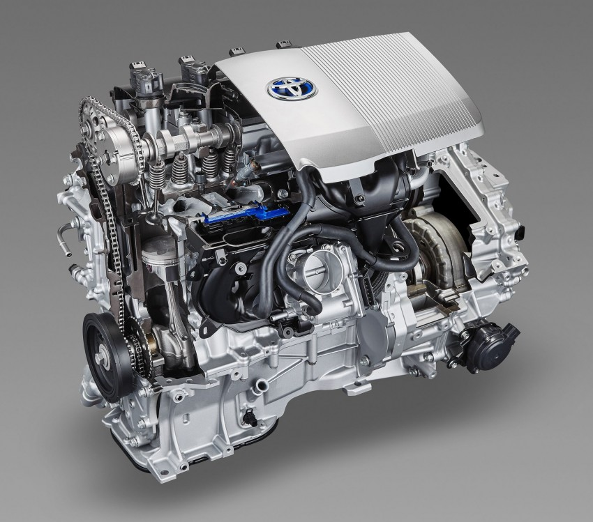 2016 Toyota Prius specs revealed – 40 km/l target FC Image #391850