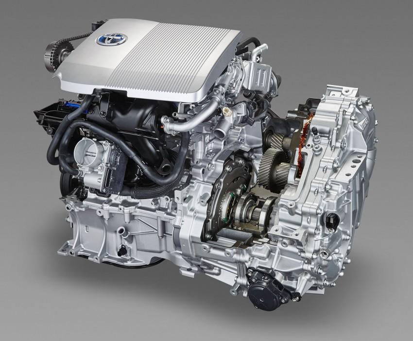2016 Toyota Prius specs revealed – 40 km/l target FC Image #391851