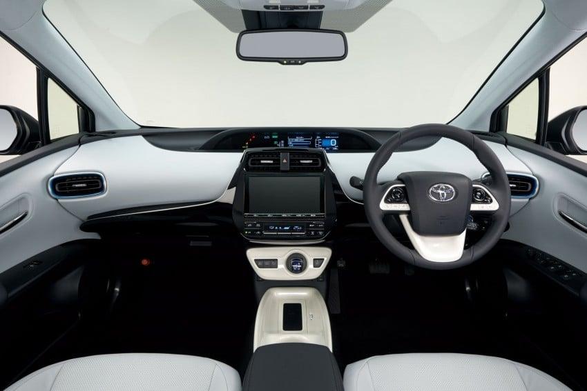 2016 Toyota Prius specs revealed – 40 km/l target FC Image #391852