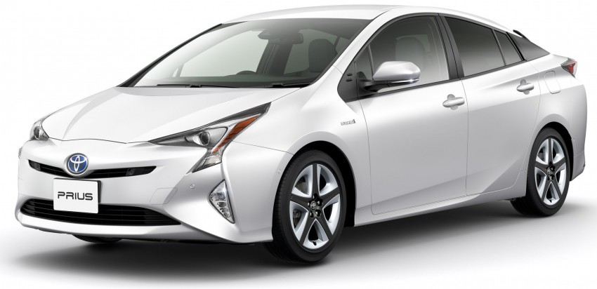 2016 Toyota Prius specs revealed – 40 km/l target FC Image #391859