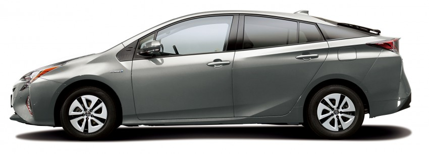 2016 Toyota Prius specs revealed – 40 km/l target FC Image #391861