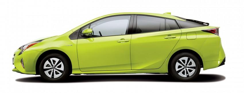 2016 Toyota Prius specs revealed – 40 km/l target FC Image #391863