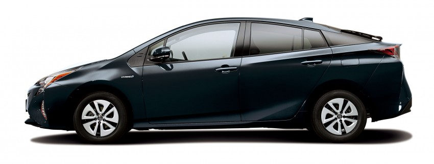 2016 Toyota Prius specs revealed – 40 km/l target FC Image #391866