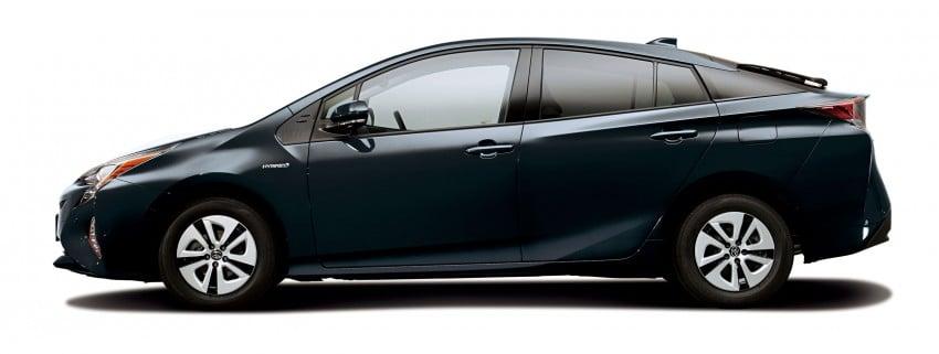 2016 Toyota Prius specs revealed – 40 km/l target FC Image #391866