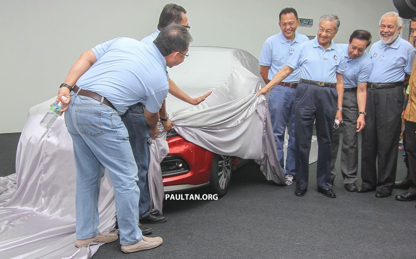 2016 Proton Perdana – first official preview, details Image #387359