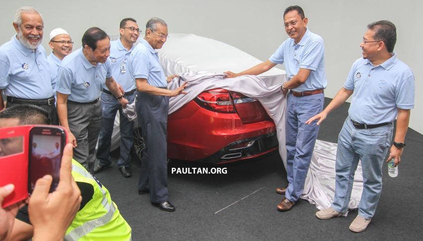 2016 Proton Perdana – first official preview, details Image #387362
