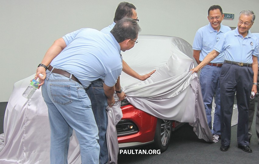 2016 Proton Perdana – first official preview, details Image #387380