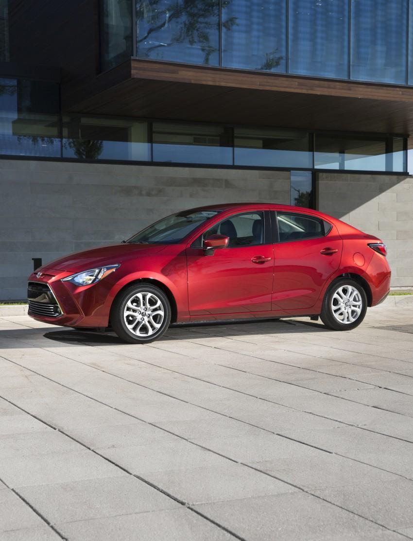 2016 Toyota Yaris Sedan – another Mazda 2 clone! Image #386719