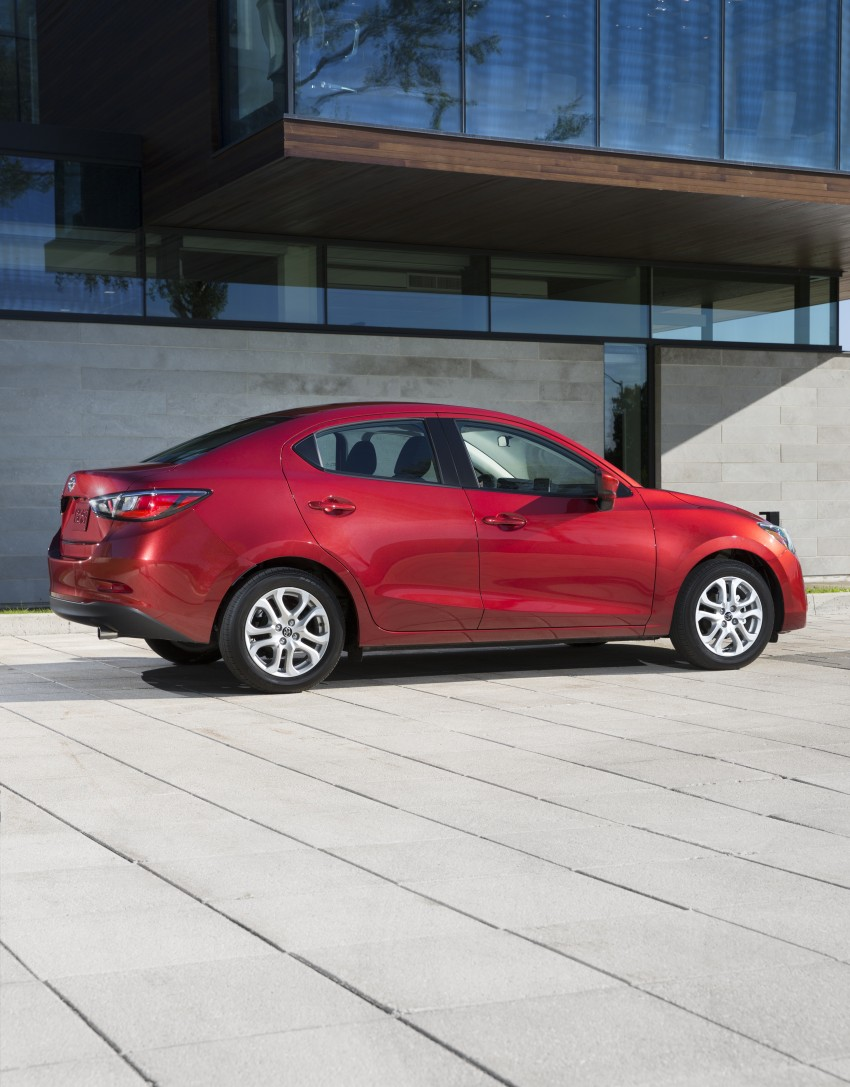 2016 Toyota Yaris Sedan – another Mazda 2 clone! Image #386720