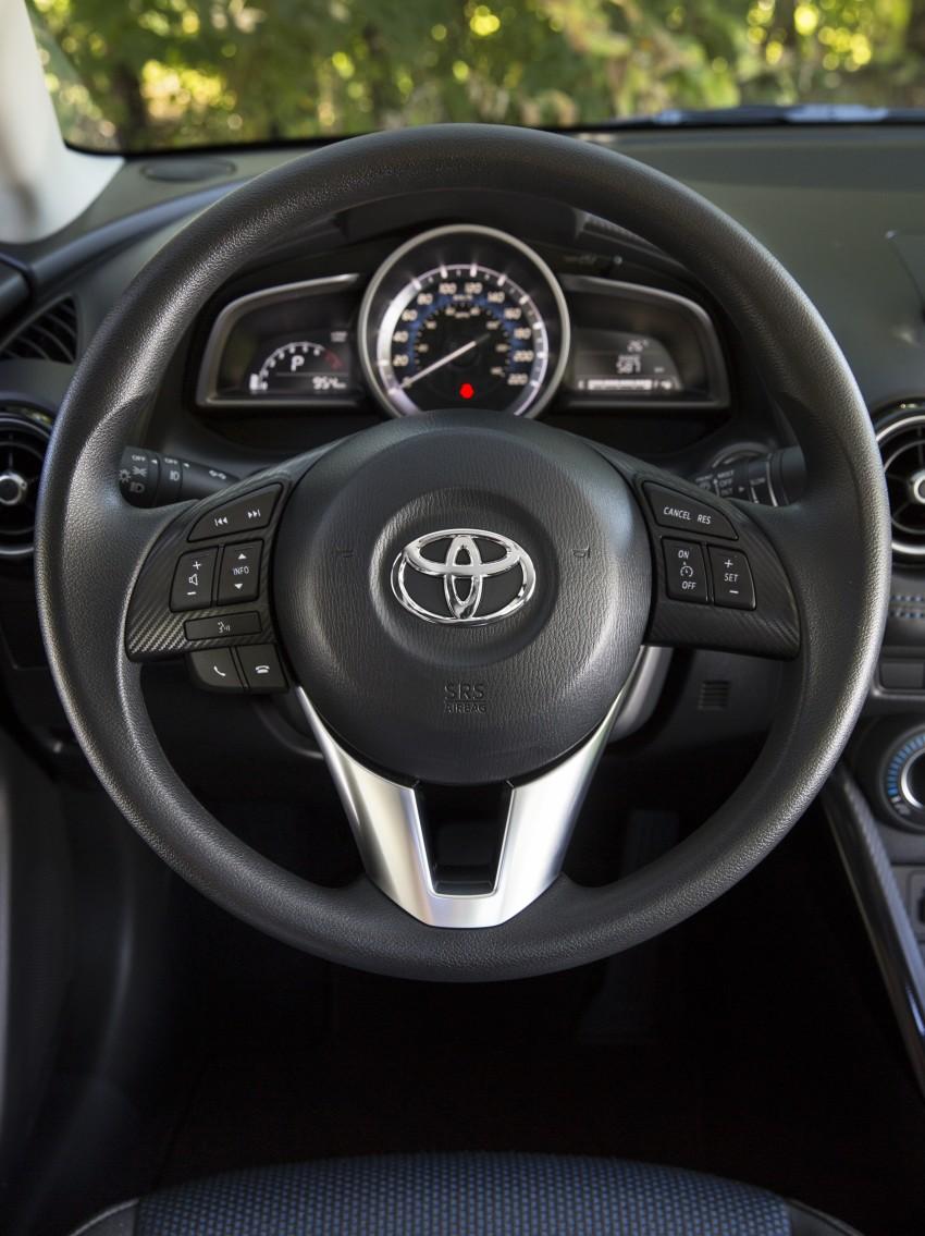 2016 Toyota Yaris Sedan – another Mazda 2 clone! Image #386728