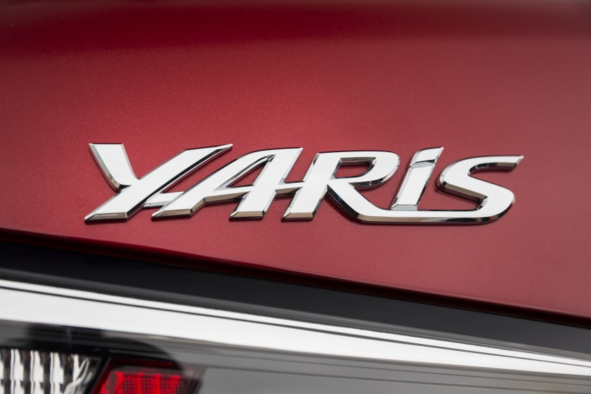 2016 Toyota Yaris Sedan – another Mazda 2 clone! Image #386742