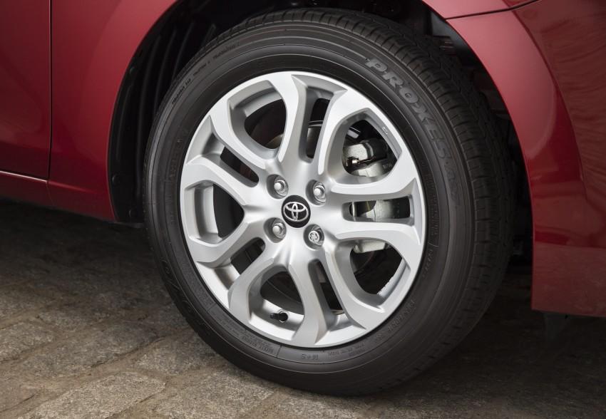 2016 Toyota Yaris Sedan – another Mazda 2 clone! Image #386743