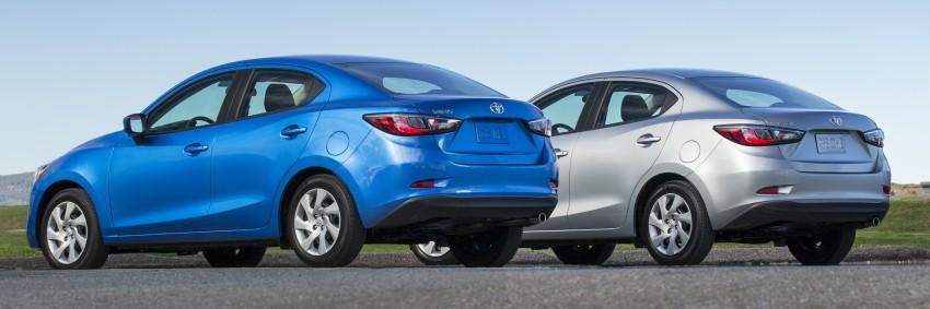 2016 Toyota Yaris Sedan – another Mazda 2 clone! Image #386751