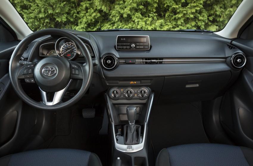 2016 Toyota Yaris Sedan – another Mazda 2 clone! Image #386755