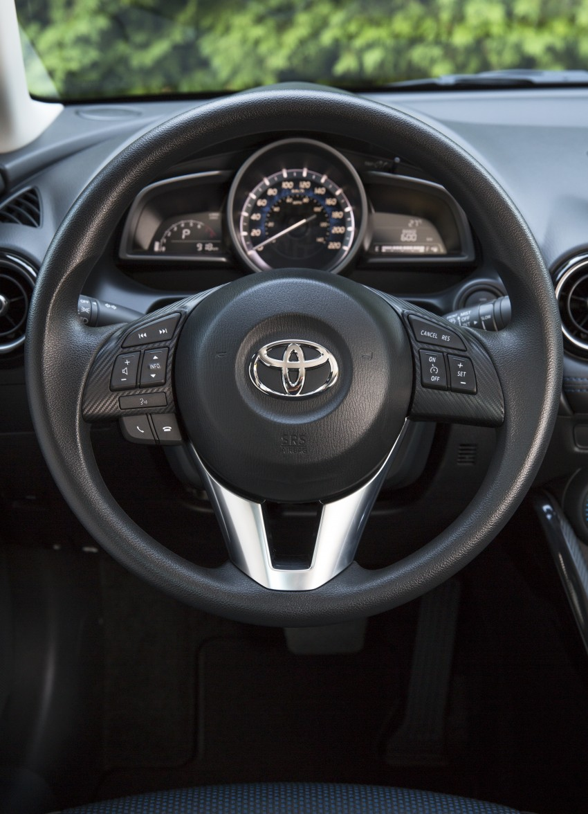 2016 Toyota Yaris Sedan – another Mazda 2 clone! Image #386757