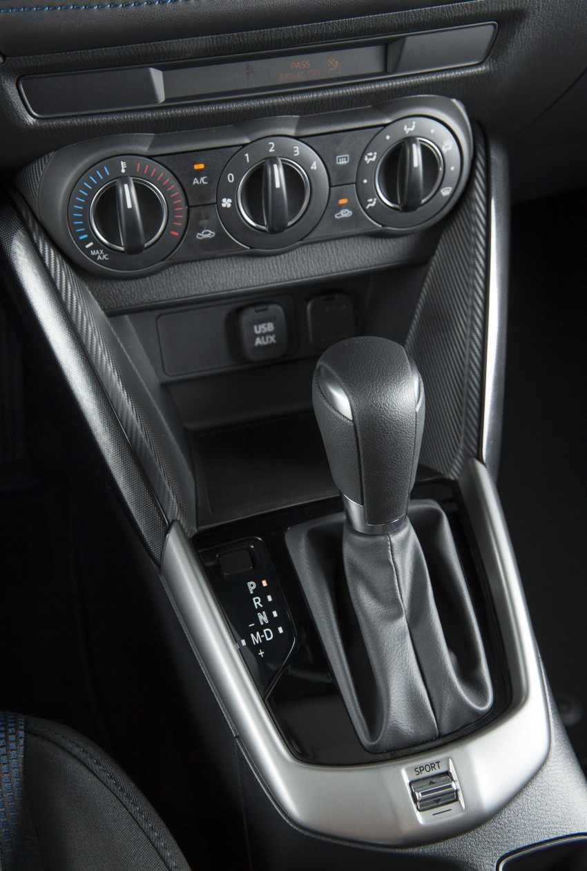 2016 Toyota Yaris Sedan – another Mazda 2 clone! Image #386759