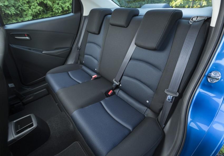 2016 Toyota Yaris Sedan – another Mazda 2 clone! Image #386762
