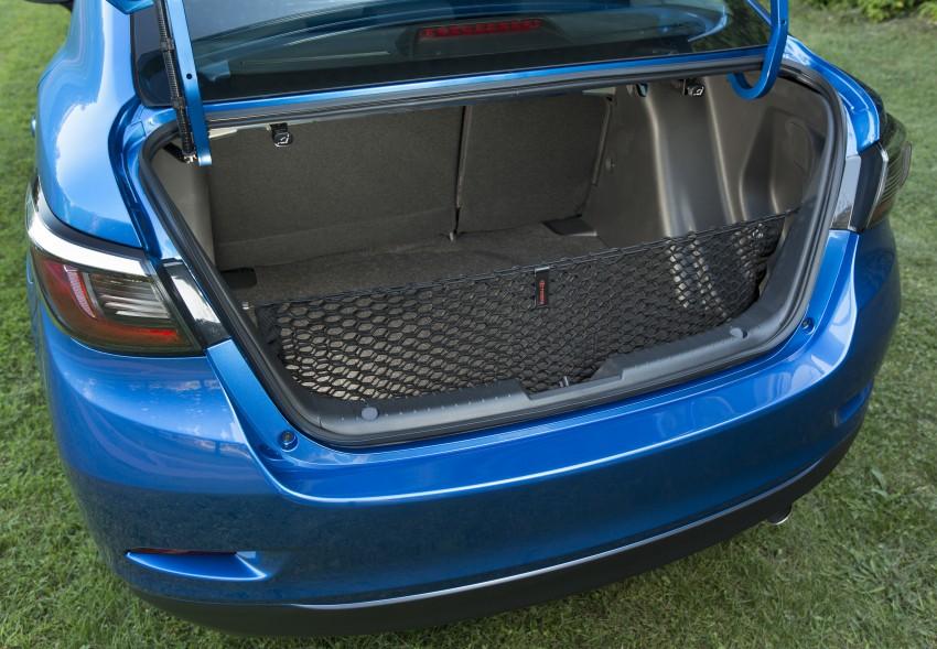 2016 Toyota Yaris Sedan – another Mazda 2 clone! Image #386765