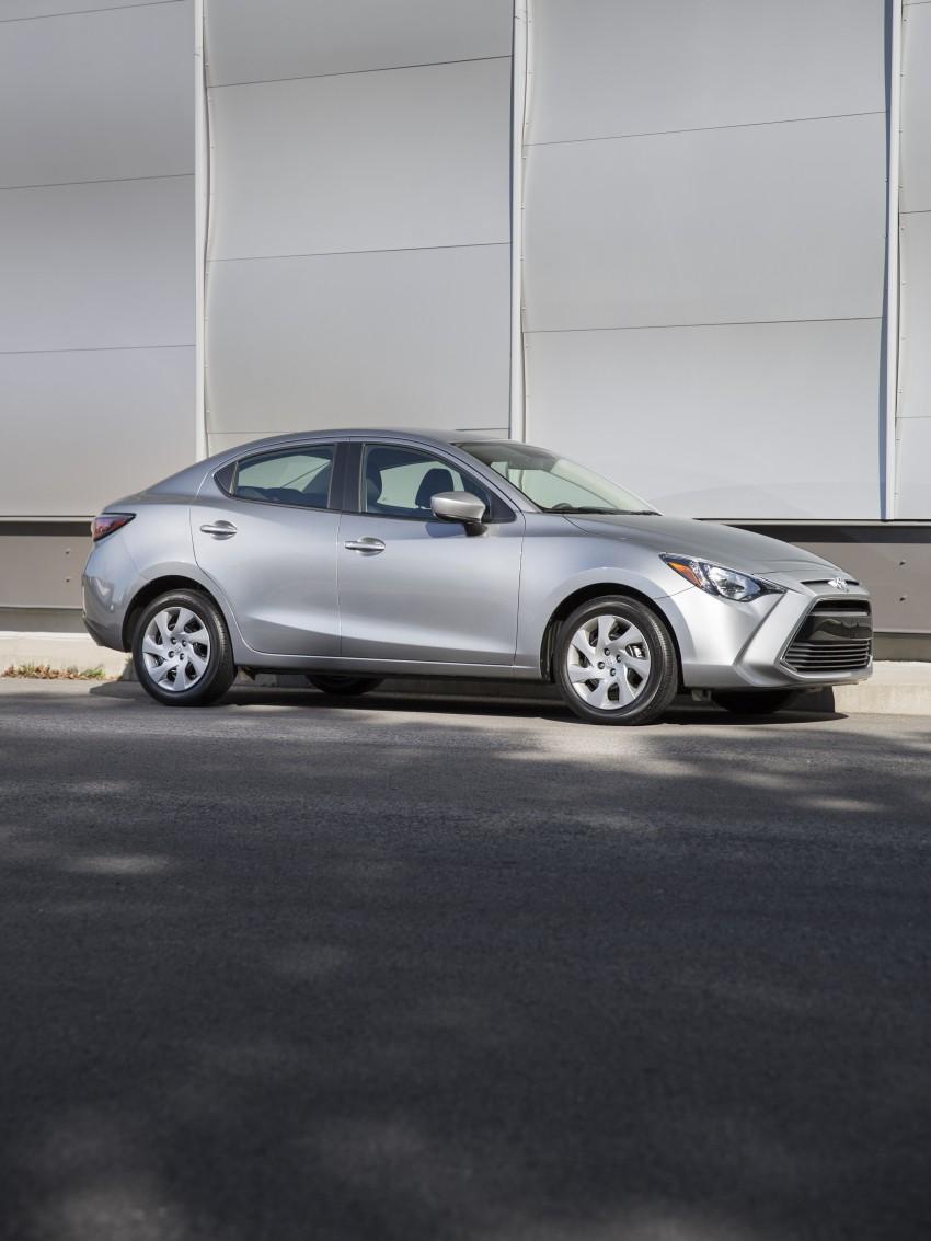 2016 Toyota Yaris Sedan – another Mazda 2 clone! Image #386769