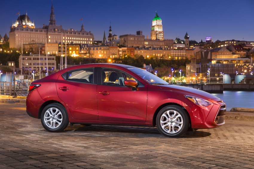 2016 Toyota Yaris Sedan – another Mazda 2 clone! Image #386713