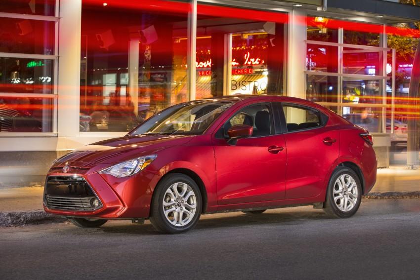 2016 Toyota Yaris Sedan – another Mazda 2 clone! Image #386714