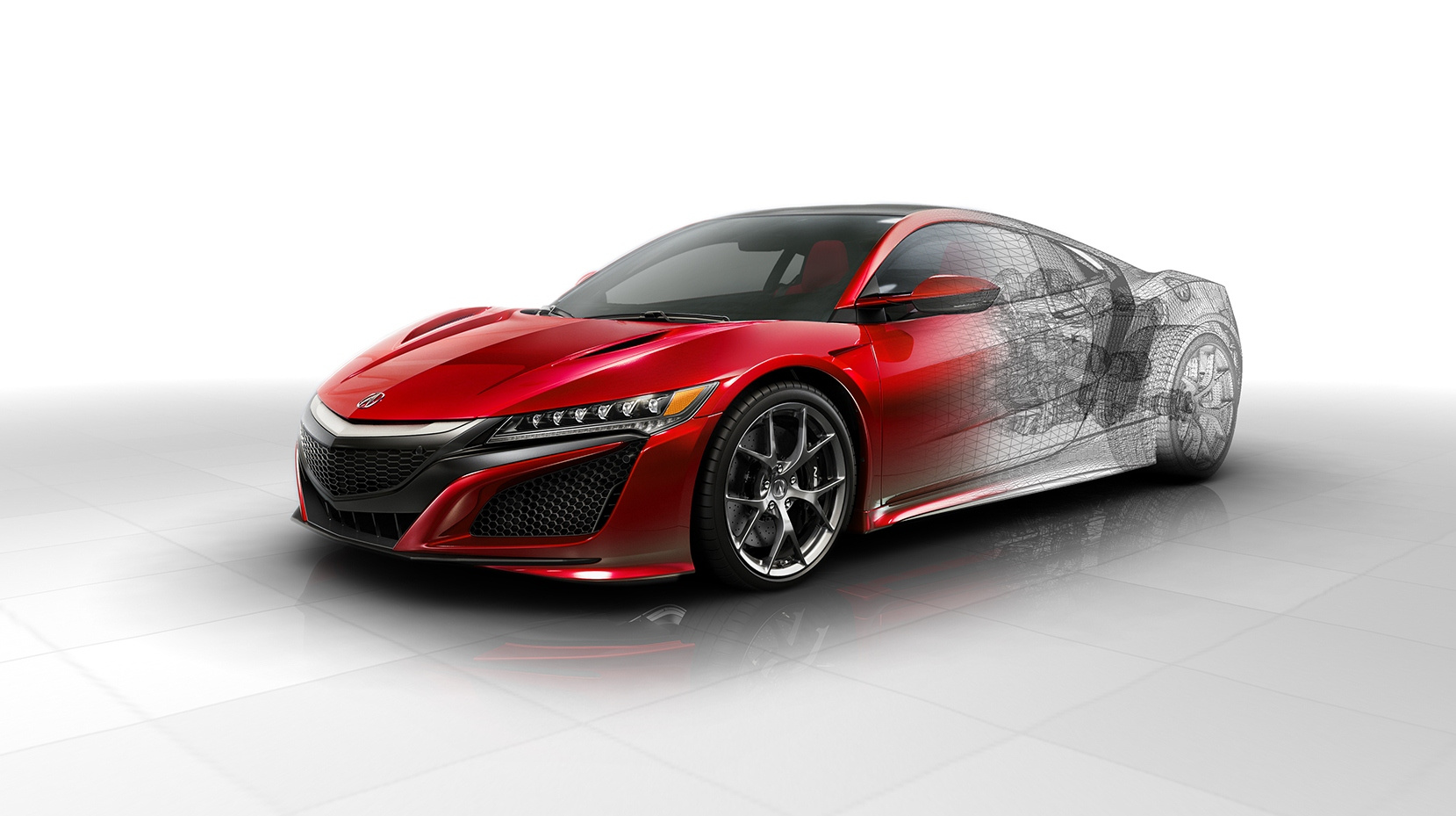 2017 Honda NSX – full technical rundown on Honda's AWD twin-turbocharged 573 hp hybrid supercar ...