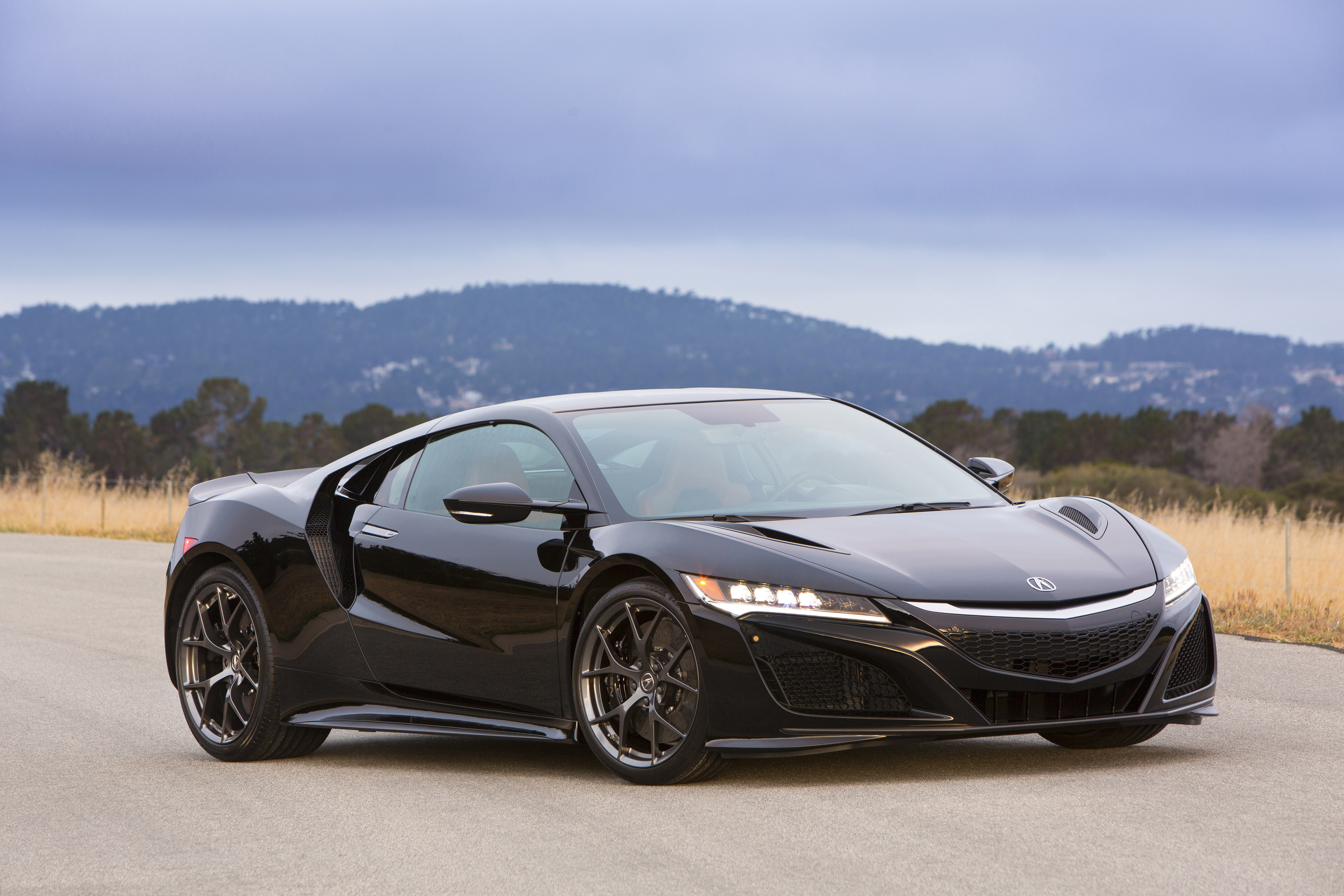Back to Story: 2017 Honda NSX – full technical rundown on Honda's ...